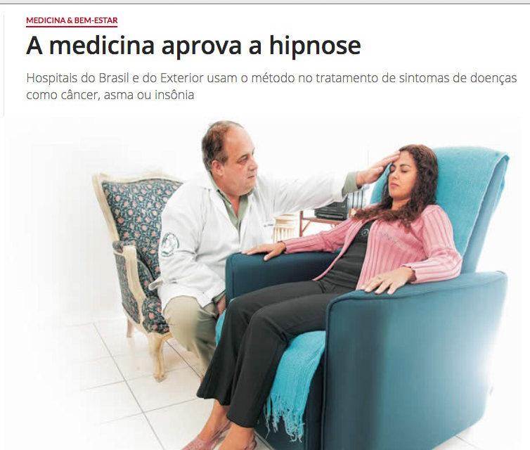 Revista Isto é: A medicina aprova Hipnose como tratamento
